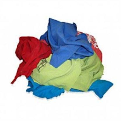 Picture of Colored Knit Rags