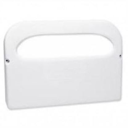 Picture of White Plastic Seat Cover Dispenser