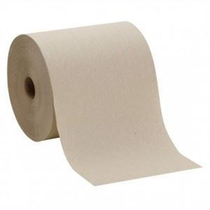 Picture of Sunnycare Brown Hardwound Roll Towels 800'