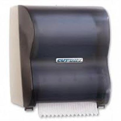 Picture of Cut and Dry Hand Free Roll Towel Dispenser