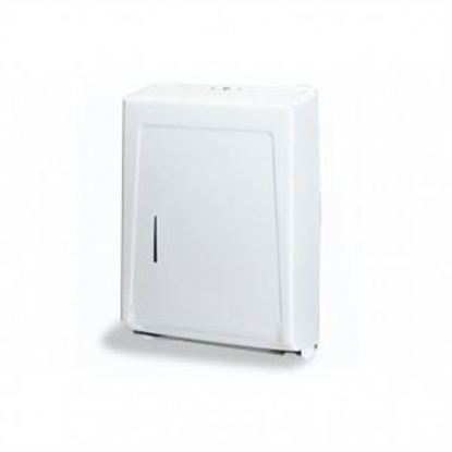 Picture of White Multifold Mounted Towel Dispenser