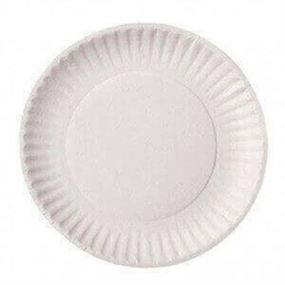 "Picture of 9"" Lightweight Paper Plates"