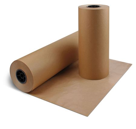 Picture for category 24 Inch Kraft Rolls
