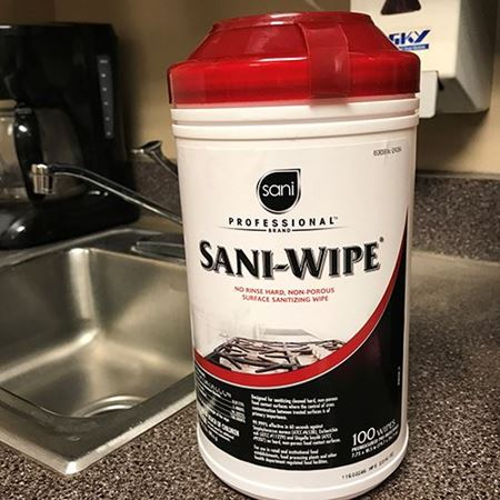 Picture for category Cleaning Wipes