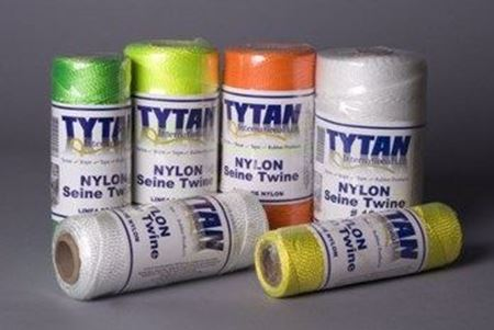 Picture for category 1/2 LB Tube Twisted Nylon Seine Twine