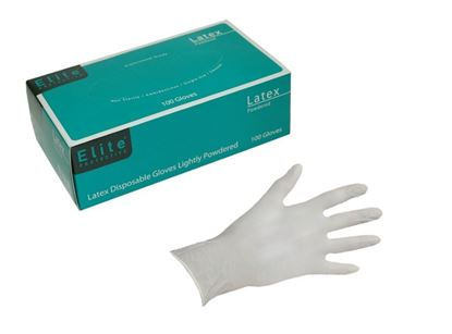 Picture of Latex Elite Industrial Grade Smooth Glove