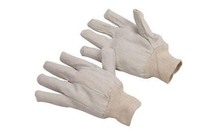 Picture of 8 oz Cotton Canvas Gloves - Wing Thumb