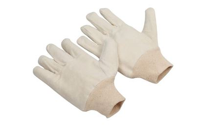 Picture of 10 oz Cotton Canvas Knit Wrist Gloves