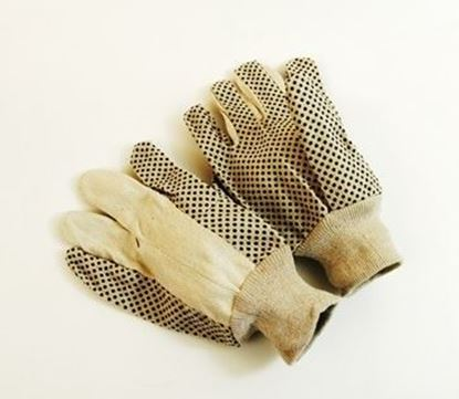 Picture of 8 oz Cotton Canvas Ladies Work Gloves