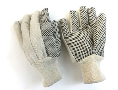 Picture of 10 oz Cotton Canvas Ladies Work Gloves