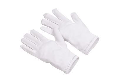 Picture of Lint Free Nylon Full Fashion Stretch Mens Glove