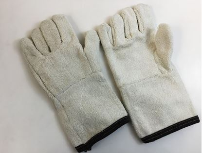 """Picture of Extra Heavyweight Terry Cloth Gloves - 6"""" Gauntlet Cuff"""