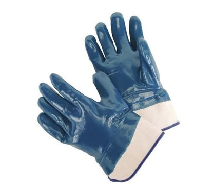 Picture of Fully Coated Nitrile Glove - Jersey Lined