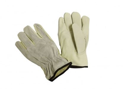 Picture of Cow Grain Leather Gloves - Keystone Thumb