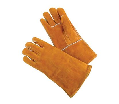 Picture of Brown Select Shoulder Leather Welding Glove