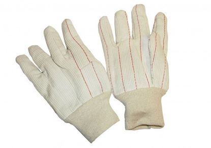 Picture of Heavy Duty Poly Cotton Gloves - Double Palm