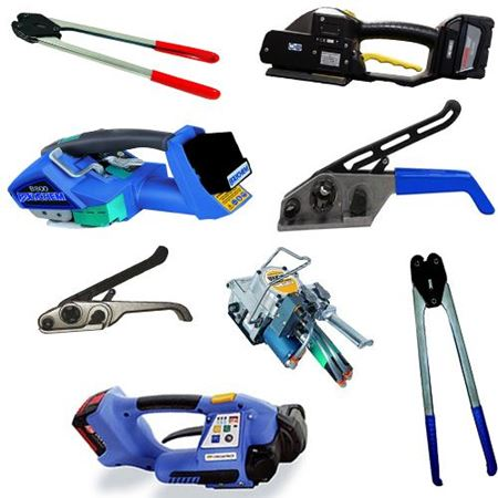 Picture for category Plastic Strapping Tools