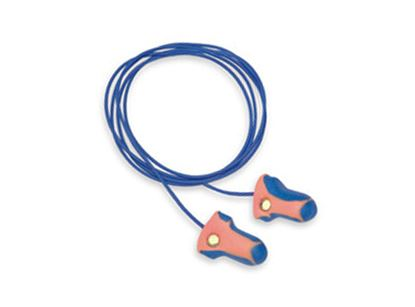 Picture of Howard Leight Laser-Tral Corded Ear Plugs - NRR 32db