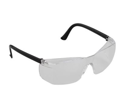 Picture of Dragon Safety Frameless Glasses - Clear Lens