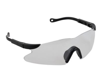 Picture of Commander Safety Glasses - Black Adjustable Temples