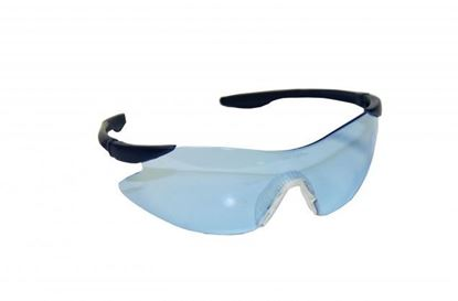 Picture of Commander Safety Glasses - Blue Lenses