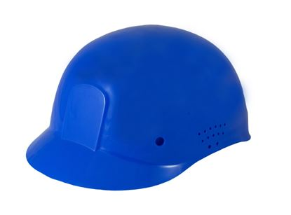 Picture of Blue Bump Cap - 4 Point Suspension