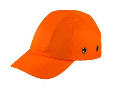 Picture of Hi-Viz Orange Baseball Bump Cap
