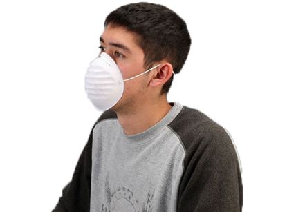 Picture of Disposable Dust Masks - Single Strap