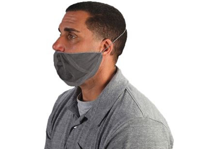 Picture of Black Nylon Beard Cover - Universal Size