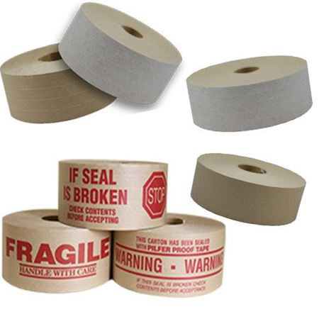 Picture for category Water Activated Tape