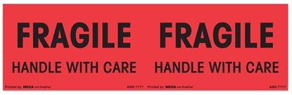 Picture of Fragile Handle With Care - Printed Labels