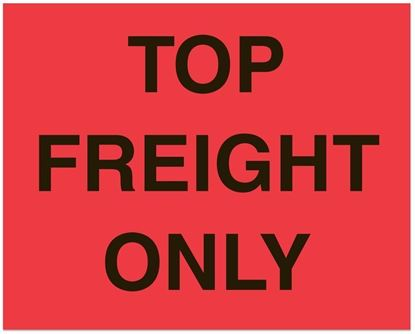 Picture of Top Freight Only - Printed Labels