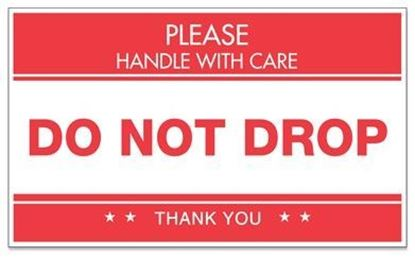 Picture of Please Handle With Care Do Not Drop Thank You