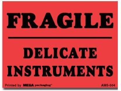 Picture of Fragile Delicate Instruments