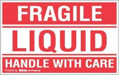 Picture of Fragile Liquid Handle With Care
