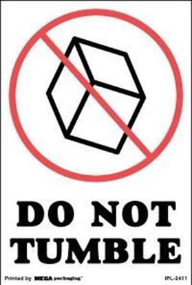 Picture of Do Not Tumble 4 x 6