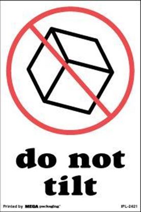 Picture of Do Not Tilt 4 x 6