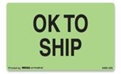 Picture of OK To Ship