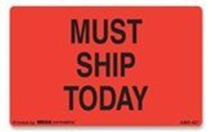 Picture of Must Ship Today