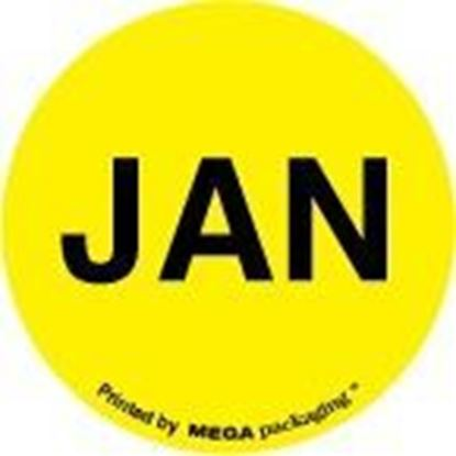Picture of January - Round