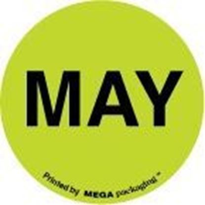 Picture of May - Round