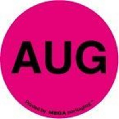 Picture of August - Round