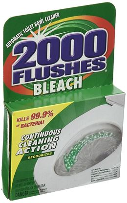 Picture of 2000 Flushes Bleach