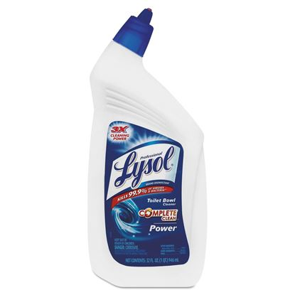 Picture of Lysol Toilet Bowl Cleaner Power 12 / case