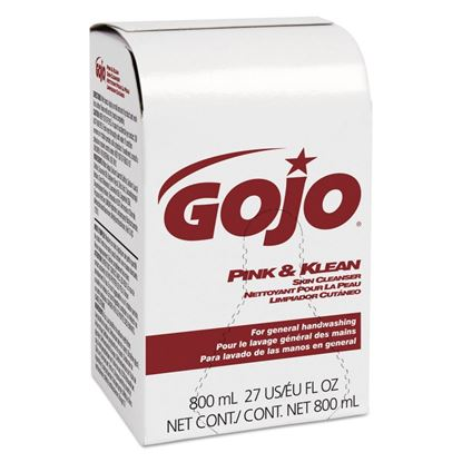 Picture of GoJo Pink and Clean Lotion Hand Soap