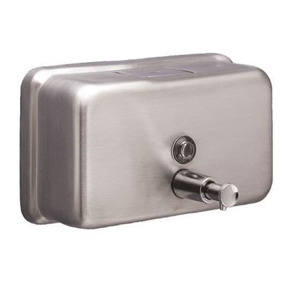 Picture of Horizontal Metal Soap Dispensers