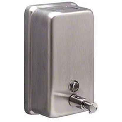 Picture of Vertical Metal Soap Dispensers
