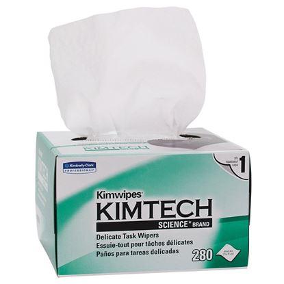 """Picture of Kimwipe Ex-L White 4.4"""" x 8.4"""""""