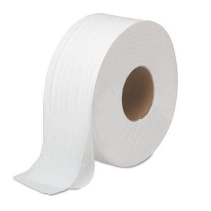Picture of Boardwalk Jumbo Jr. 2Ply Toilet Paper Rolls, 12 rolls