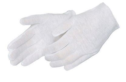 Picture of Cotton Cloth Inspector Gloves